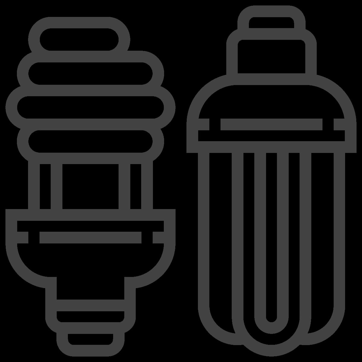 Fluorescent Tubes & Bulbs